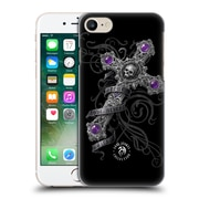 Official Anne Stokes Dark Hearts Lost Love Cross Hard Back Case For Apple Iphone 7