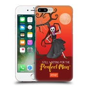 Official Emoji Halloween Parodies Perfect Man Hard Back Case For Apple Iphone 7 Plus