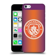 Official Manchester City Man City Fc Badge Kit 2016/17 Third Hard Back Case For Apple Iphone 5C