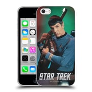 Official Star Trek Spock Harp Soft Gel Case For Apple Iphone 5C