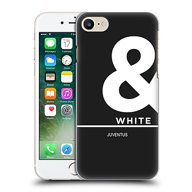 Official Juventus Football Club Lifestyle Ampersand Hard Back Case For Apple Iphone 7