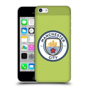 Official Manchester City Man City Fc Badge Kit 2016/17 Home Goalkeeper Hard Back Case For Apple Iphone 5C