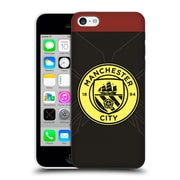 Official Manchester City Man City Fc Badge Kit 2016/17 Away Hard Back Case For Apple Iphone 5C