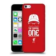 Official Liverpool Football Club Klopp Icons Icon Red Mesh Hard Back Case For Apple Iphone 5C