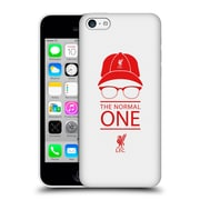 Official Liverpool Football Club Klopp Icons Icon White Mesh Hard Back Case For Apple Iphone 5C