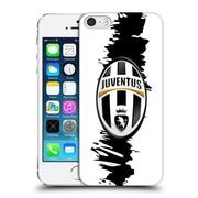 Official Juventus Football Club Crest Slash Hard Back Case For Apple Iphone 5 / 5S / Se