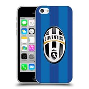 Official Juventus Football Club Match 2016/17 Kit Away Soft Gel Case For Apple Iphone 5C
