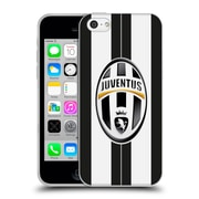 Official Juventus Football Club Match 2016/17 Kit Home Soft Gel Case For Apple Iphone 5C