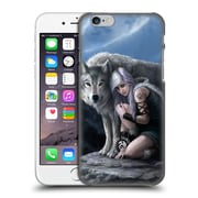 Official Anne Stokes Wolves Protector Hard Back Case For Apple Iphone 6 / 6S