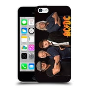 Official Ac/Dc Acdc Group Photo Band Studio Shot Hard Back Case For Apple Iphone 5C