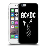 Official Ac/Dc Acdc Iconic Necktie Soft Gel Case For Apple Iphone 6 / 6S
