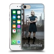Official Star Trek Characters Into Darkness Xii Alice Soft Gel Case For Apple Iphone 7