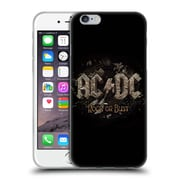 Official Ac/Dc Acdc Album Art Rock Or Bust Bricks Soft Gel Case For Apple Iphone 6 / 6S