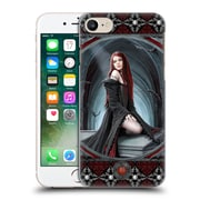 Official Anne Stokes Gothic Await The Night Hard Back Case For Apple Iphone 7