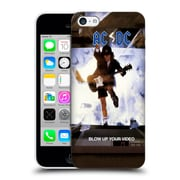 Official Ac/Dc Acdc Album Cover Blow Up Your Video Hard Back Case For Apple Iphone 5C
