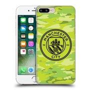 Official Manchester City Man City Fc Badge Camou Goalee Mono Hard Back Case For Apple Iphone 7 Plus