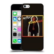 Official Ac/Dc Acdc Album Cover Powerrage Hard Back Case For Apple Iphone 5C