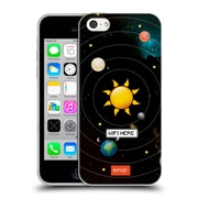 Official Emoji Space Wifi Here Soft Gel Case For Apple Iphone 5C
