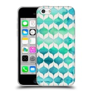 Official Micklyn Le Feuvre Quatrefoil 2 Ocean Rhythms And Mermaids Tails Soft Gel Case For Apple Iphone 5C