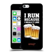 Official Emoji Food Beer Hard Back Case For Apple Iphone 5C