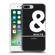 Official Juventus Football Club Lifestyle Ampersand Soft Gel Case For Apple Iphone 7 Plus