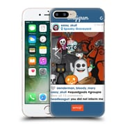 Official Emoji Halloween Parodies Squad Goals Hard Back Case For Apple Iphone 7 Plus