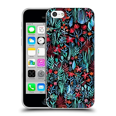 Official Micklyn Le Feuvre Watercolour Garden Walkd At Night Soft Gel Case For Apple Iphone 5C
