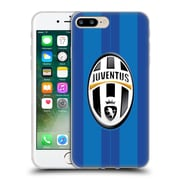 Official Juventus Football Club Match 2016/17 Kit Away Soft Gel Case For Apple Iphone 7 Plus