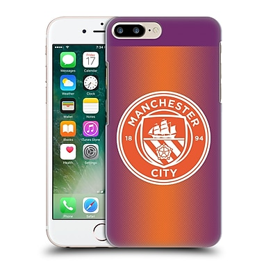 Official Manchester City Man City Fc Badge Kit 2016/17 Third Hard Back Case For Apple Iphone 7 Plus