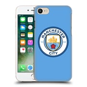 Official Manchester City Man City Fc Badge Blue Full Colour Hard Back Case For Apple Iphone 7