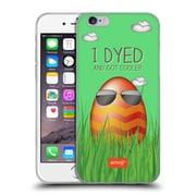 Official Emoji Easter Cooler Soft Gel Case For Apple Iphone 6 / 6S