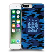 Official Manchester City Man City Fc Camou Away Colourways One Colour Hard Back Case For Apple Iphone 7 Plus