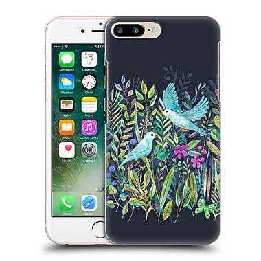 Official Micklyn Le Feuvre Wildlife Little Garden Birds Hard Back Case For Apple Iphone 7 Plus