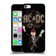 Official Ac/Dc Acdc Song Titles Rock Or Bust Hard Back Case For Apple Iphone 5C