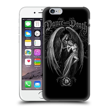 Official Anne Stokes Gothic Dance With Death Hard Back Case For Apple Iphone 6 / 6S
