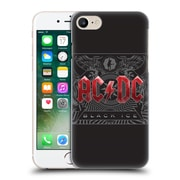 Official Ac/Dc Acdc Album Art Black Ice Hard Back Case For Apple Iphone 7