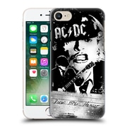 Official Ac/Dc Acdc Lyrics Rock The House Hard Back Case For Apple Iphone 7