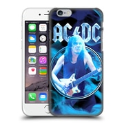 Official Ac/Dc Acdc Solo Malcom Young Hard Back Case For Apple Iphone 6 / 6S