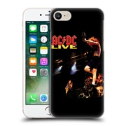 Official Ac/Dc Acdc Album Art Live Hard Back Case For Apple Iphone 7
