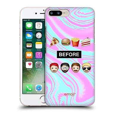 Official Emoji So Sassy Food Hard Back Case For Apple Iphone 7 Plus