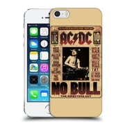 Official Ac/Dc Acdc Album Art No Bull Hard Back Case For Apple Iphone 5 / 5S / Se