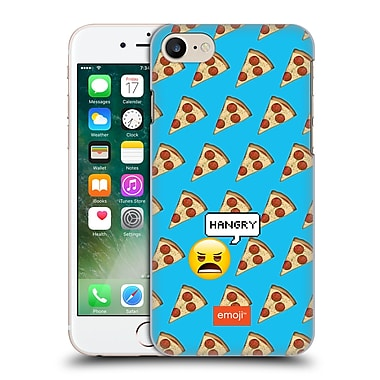 Official Emoji Speech Bubbles Hangry Hard Back Case For Apple Iphone 7