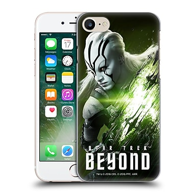 Official Star Trek Characters Beyond Xiii Jaylah Hard Back Case For Apple Iphone 7