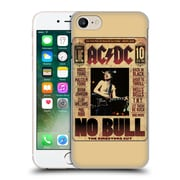 Official Ac/Dc Acdc Album Art No Bull Hard Back Case For Apple Iphone 7