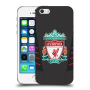 Official Liverpool Football Club Kit 2016/17 Crest Away Shirt Soft Gel Case For Apple Iphone 5 / 5S / Se