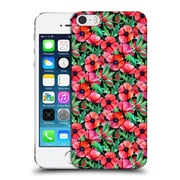 Official Micklyn Le Feuvre Florals 2 Plenty Of Poppies Hard Back Case For Apple Iphone 5 / 5S / Se