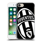 Official Juventus Football Club Crest Mono Logo Hard Back Case For Apple Iphone 7