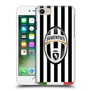 Official Juventus Football Club Crest Italia Stripes Hard Back Case For Apple Iphone 7