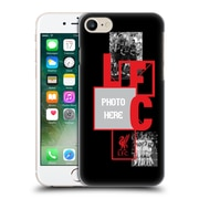 Custom Customised Personalised Liverpool Fc Frames Hard Back Case For Apple Iphone 7