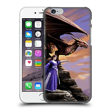 Official Anne Stokes Dragons 2 Sentinel Hard Back Case For Apple Iphone 6 / 6S